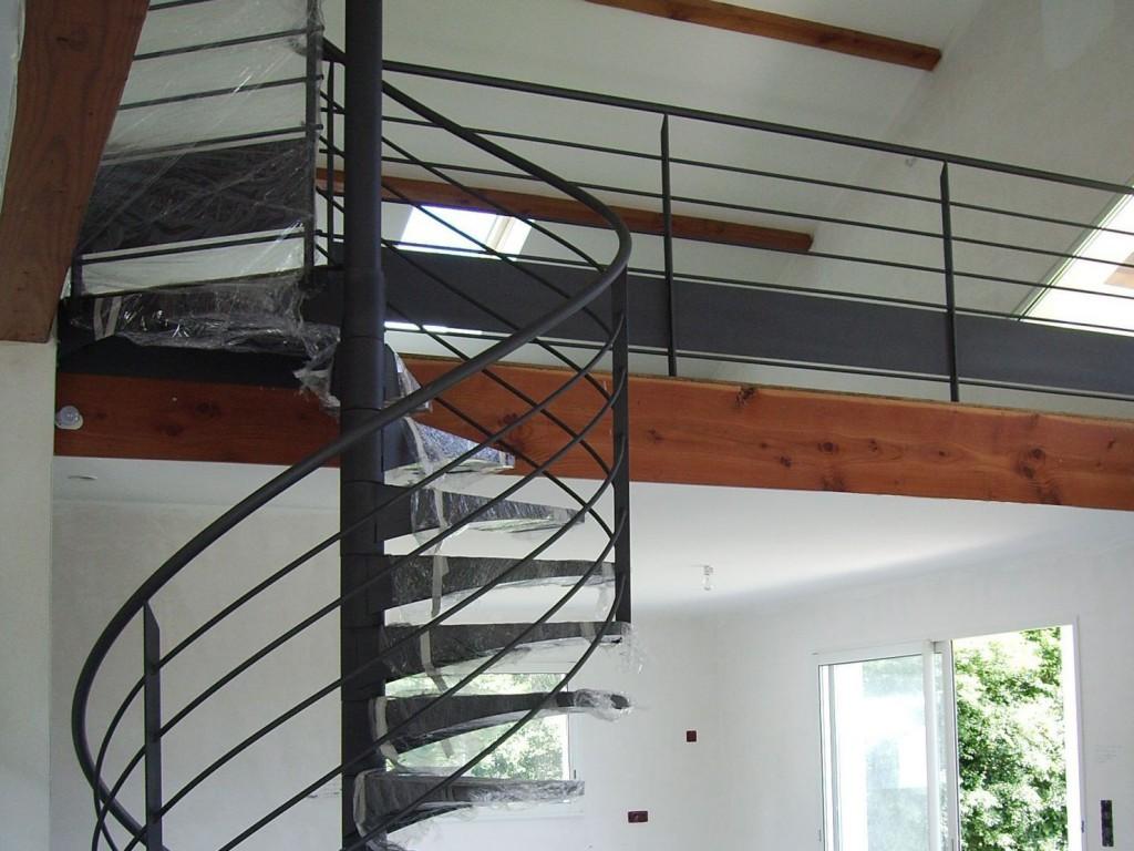 Escalier Bouzac