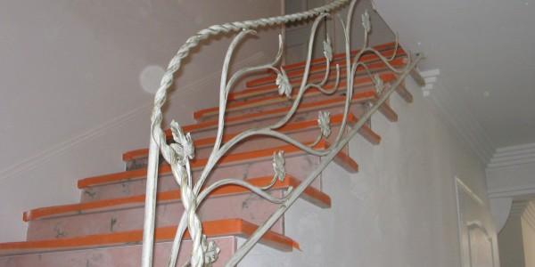 Rampes et gardes corps d'intérieur